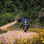 Couple Takes an Adventure Trip Through South America on DR 650 64