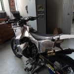 Yamaha Tenere 700 on Steroids. Racing Mode Activated 24