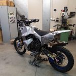 Yamaha Tenere 700 on Steroids. Racing Mode Activated 2