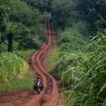 Couple Takes an Adventure Trip Through South America on DR 650 8