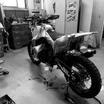 Yamaha Tenere 700 on Steroids. Racing Mode Activated 4