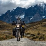 Couple Takes an Adventure Trip Through South America on DR 650 20