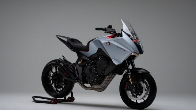 Honda CB4X Concept is getting Closer to Series Production 3