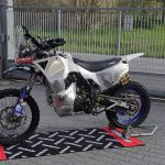 Yamaha Tenere 700 on Steroids. Racing Mode Activated 13