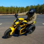 Wild Electric Motorcycle Comes with 1000Nm at an Affordable Price 13