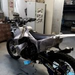 Yamaha Tenere 700 on Steroids. Racing Mode Activated 8