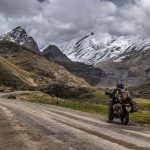 Couple Takes an Adventure Trip Through South America on DR 650 26