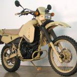 Military Custom Kawasaki KLR650 Converted to Run on Diesel Fuel 4
