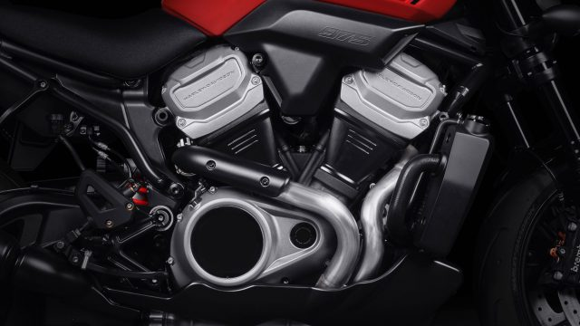 2020 Harley Davidson Bronx 975a
