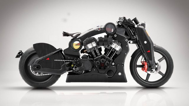 Confederate Motorcycles Are Working on New Bikes 1