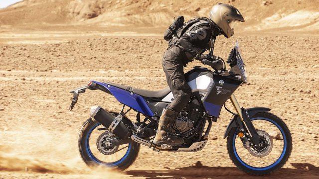 2021 Yamaha Tenere 700 HD wallpaper 2