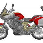 Norton Motorcycles Sold to TVS. Engine Supplier for a New Adventure Bike 12