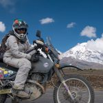 Couple Takes an Adventure Trip Through South America on DR 650 32
