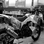 Yamaha Tenere 700 on Steroids. Racing Mode Activated 12