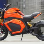 Wild Electric Motorcycle Comes with 1000Nm at an Affordable Price 17