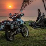 Couple Takes an Adventure Trip Through South America on DR 650 45