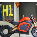 Wild Electric Motorcycle Comes with 1000Nm at an Affordable Price 8