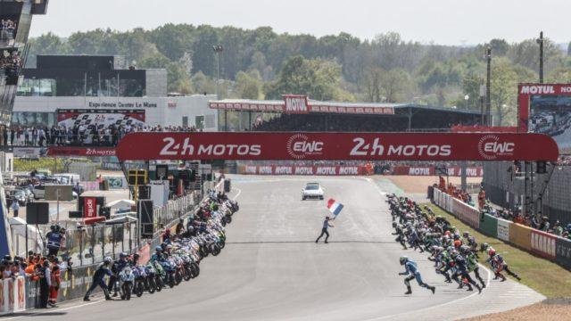 No Spectators for the Le Mans 24 Hours Race 1