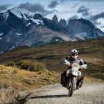 Couple Takes an Adventure Trip Through South America on DR 650 66