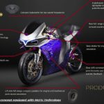 Electric Motorcycle with Switchable Engine Configuration 8