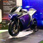 Electric Motorcycle with Switchable Engine Configuration 10