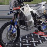 Yamaha Tenere 700 on Steroids. Racing Mode Activated 19