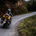 Couple Takes an Adventure Trip Through South America on DR 650 16