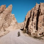 Couple Takes an Adventure Trip Through South America on DR 650 22