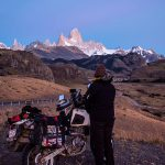 Couple Takes an Adventure Trip Through South America on DR 650 28