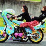 Bosozoku Badass Girl Gangs. An Outlaw Subculture of Japan 6