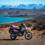 Couple Takes an Adventure Trip Through South America on DR 650 62