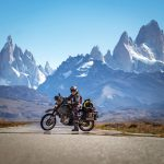Couple Takes an Adventure Trip Through South America on DR 650 7