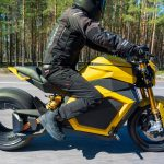 Wild Electric Motorcycle Comes with 1000Nm at an Affordable Price 9