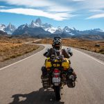 Couple Takes an Adventure Trip Through South America on DR 650 25