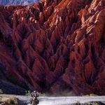 Couple Takes an Adventure Trip Through South America on DR 650 31