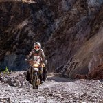 Couple Takes an Adventure Trip Through South America on DR 650 37