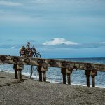 Couple Takes an Adventure Trip Through South America on DR 650 3