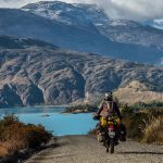 Couple Takes an Adventure Trip Through South America on DR 650 15