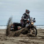 Couple Takes an Adventure Trip Through South America on DR 650 67