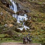 Couple Takes an Adventure Trip Through South America on DR 650 17