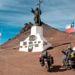 Couple Takes an Adventure Trip Through South America on DR 650 23