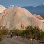 Couple Takes an Adventure Trip Through South America on DR 650 29