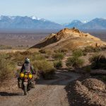 Couple Takes an Adventure Trip Through South America on DR 650 35