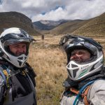 Couple Takes an Adventure Trip Through South America on DR 650 56