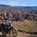 Couple Takes an Adventure Trip Through South America on DR 650 63