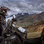 Couple Takes an Adventure Trip Through South America on DR 650 70
