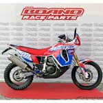 This old Honda Africa Twin was Transformed to a Rally Beast 14