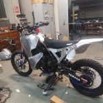 Yamaha Tenere 700 on Steroids. Racing Mode Activated 5