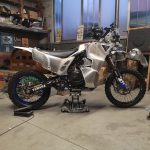Yamaha Tenere 700 on Steroids. Racing Mode Activated 7