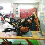 This old Honda Africa Twin was Transformed to a Rally Beast 18